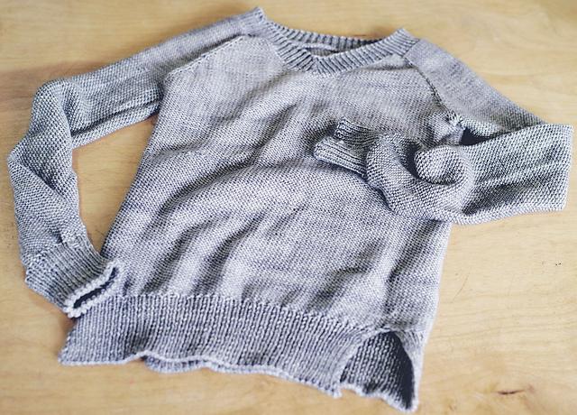 Ravelry: Boyfriend Sweater pattern by Veera Välimäki