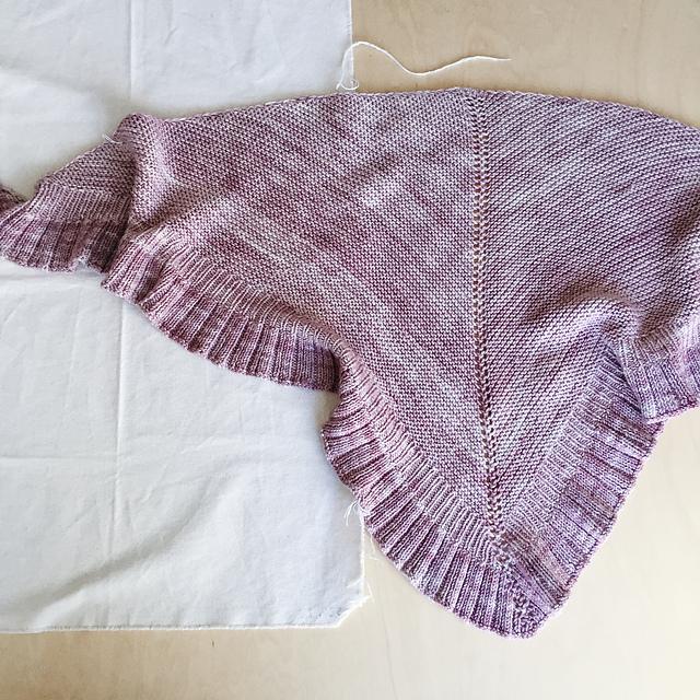 Ravelry Mara Shawl Pattern By Madelinetosh