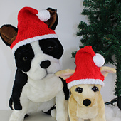 Dog_christmas_santa_hat04_small_best_fit