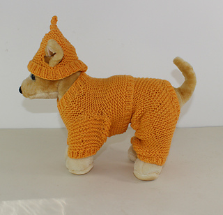 Ravelry: Dog Aran Pyjamas & Nightcap pattern by Christine ...