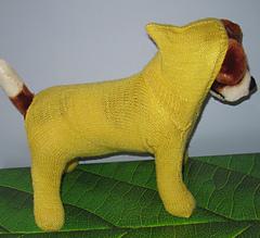 Free Knitting Pattern Jack Russell Dog : Ravelry: Jack Russell Dog Hoodie Hoody pattern by ...