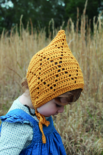 Ravelry  Monroe Pixie Bonnet pattern by Mel Harrison f217215387d