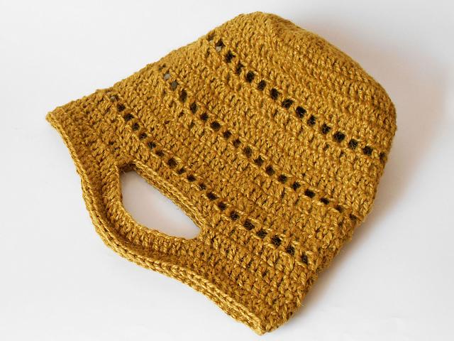 Ravelry Hemp Bag Pattern By Maria Isabel