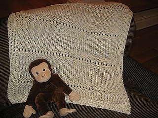 e83157e0fc8eb3 Ravelry: Oh So Soft Baby Blanket pattern by Jennifer Jackson