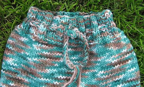 Knitting Pattern For Wool Diaper Covers : Ravelry: Wool Diaper Cover (Soaker) - Knit pattern by ...