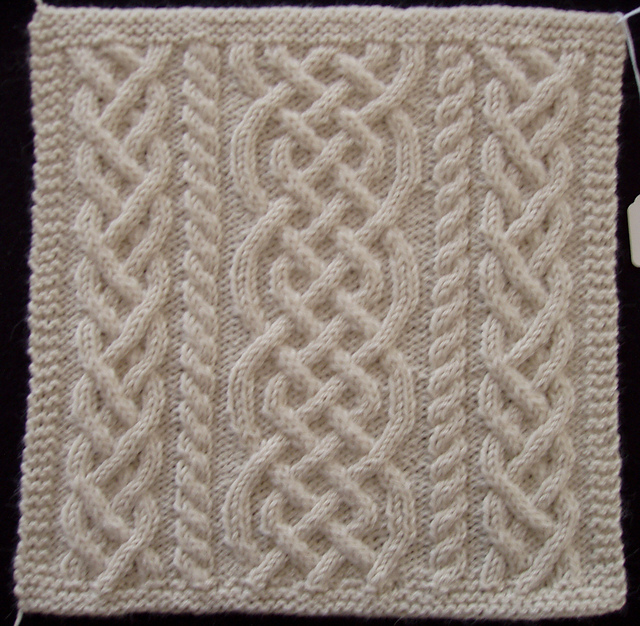 Ravelry: The Great American Aran Afghan Book - patterns
