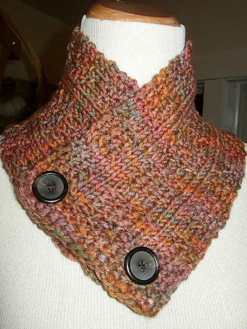 Ravelry Box Fullo Seeds Neck Warmer Pattern By Onix Terevinto