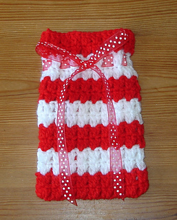 Ravelry Cute Crochet Christmas Gift Bags Pattern By Marianna Mel