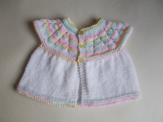Ravelry All In One Baby Top Pattern By Marianna Mel