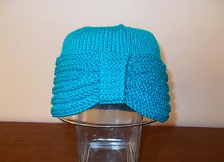 Ravelry  Chemo Turban Hat for Vikki pattern by marianna mel 0080f08b036