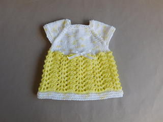 Ravelry  Meadow Sweet Baby Dress pattern by marianna mel 67f93af39d13