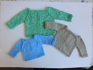 66790f5cdee9 Ravelry  Starting Out Baby Sweater pattern by marianna mel
