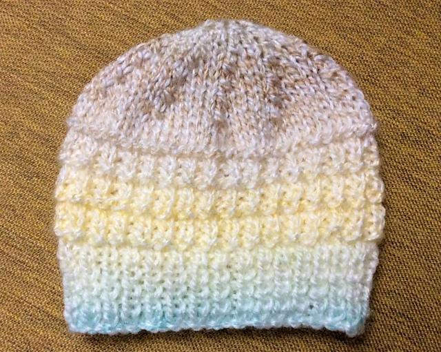 e9a99c5c7da Marianna s Lazy Daisy Days  Knitted Baby Hats ~ Top 30