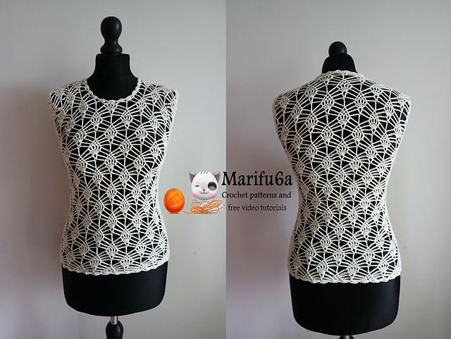 Crochet Pineapple Pattern Tutorial Choice Image Knitting Patterns