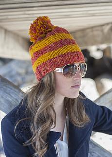 Ravelry  Grand Targhee Slouchy Hat pattern by Kristen Ashbaugh ... 44f1cca1e31