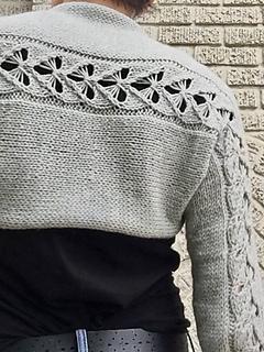 b1aa8cd5e3896 Ravelry  Love Shrug pattern by Marni Reecer