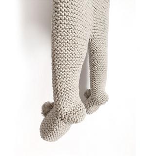 5b2163bdc Ravelry: Polaina de Punto NUR pattern by Marta Porcel