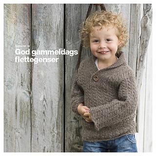 990bb854 Ravelry: God gammeldags flettegenser pattern by Marte Helgetun