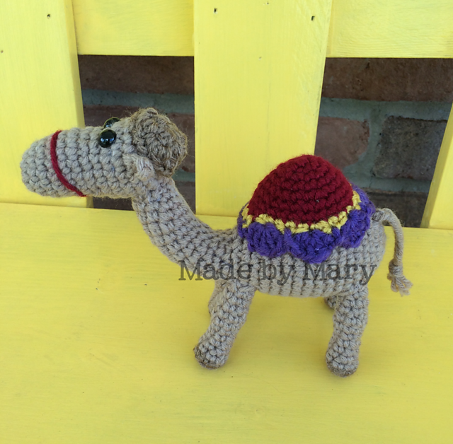 Ravelry Nativity Camel Amigurumi Pattern By Mary Smith