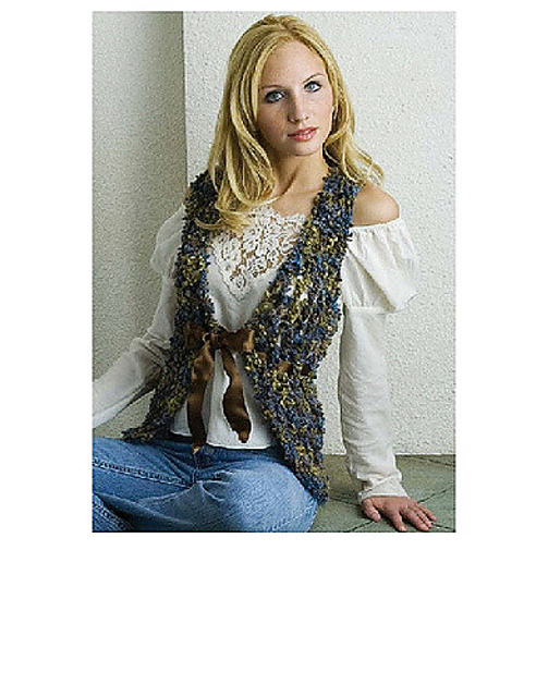 Ravelry: Airy Vest pattern by Mary Jane Hall