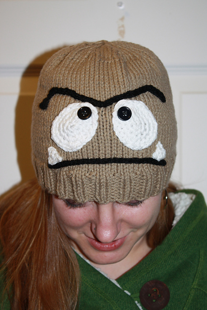 618e88dee89 Ravelry  Goomba Hat pattern by You Drive Me CrAfTy