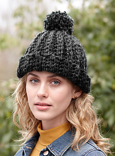 Ravelry  Ripe Wheat Hat pattern by Lion Brand Yarn 7d921f879b9