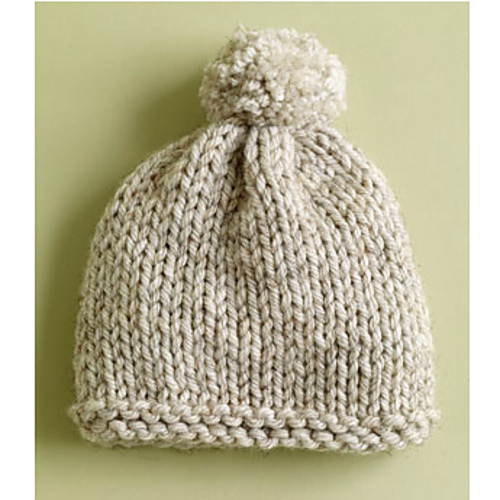 Ravelry Basic Hat Radiant Hat Pattern By Lion Brand Yarn Simple Free Knitting Patterns Bulky Yarn