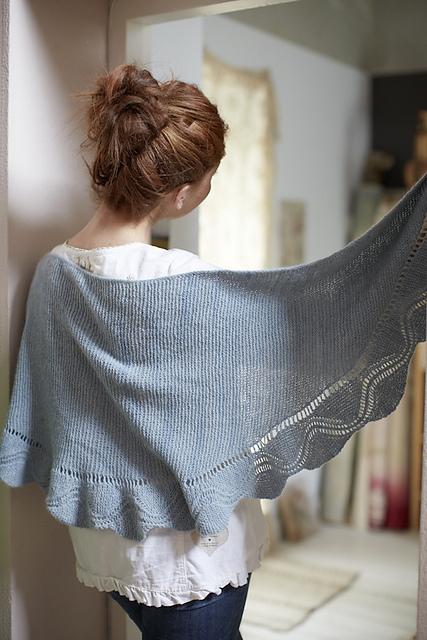 Charm shawl - Juju Vail