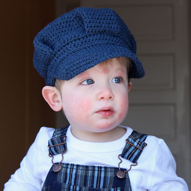 Ravelry train conductor hat pattern by micah york pronofoot35fo Gallery