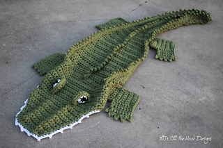 Ravelry: Bulky & Quick Alligator Blanket pattern by MJs ...