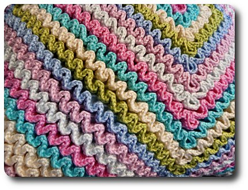 Ravelry: Wiggly Crochet Tutorial pattern by Barbara G Smith