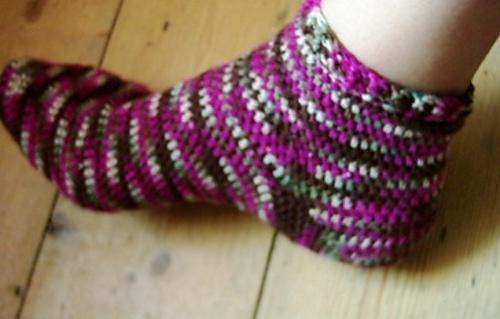 Ravelry Socks That Fit Pattern By Milobo
