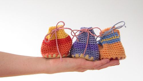 Ravelry Crochet And Leather Drawstring Pouch Pattern By Mindy Waters