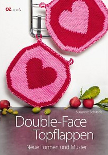 Ravelry: Double-Face Topflappen: Neue Formen und Muster - patterns | {Topflappen 55}