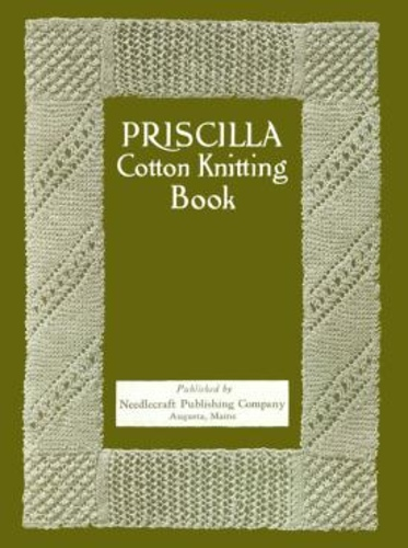 People Knitting Book : Ravelry the priscilla cotton knitting book patterns