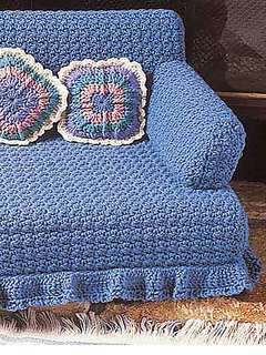 Ravelry Kitty Couches Blue Couch Pattern By Candy Clayton