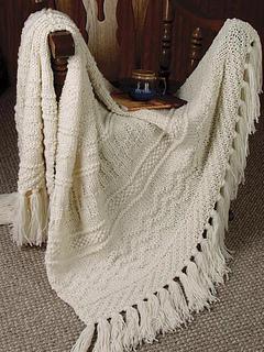 Ravelry Textured Lap Robe Pattern By Rena V Stevens
