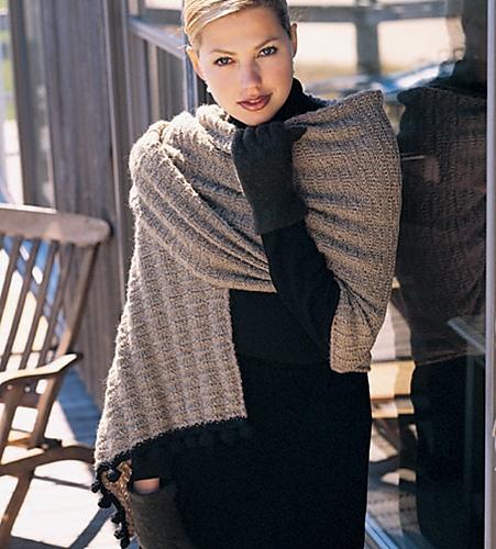 Ravelry Vogue Knitting Shawls Wraps Patterns