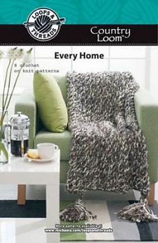 Ravelry: Loops & Threads, Country Loom: Every Home - patterns