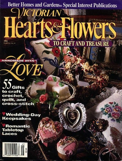 Ravelry Victorian Hearts Flowers 1994 Patterns