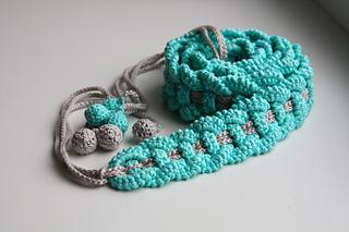 Ravelry Crocheted Belt Pattern By Miofeltro Olga