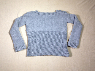 Ravelry Loom Knitted Sweater Pattern By Mireia Marcet