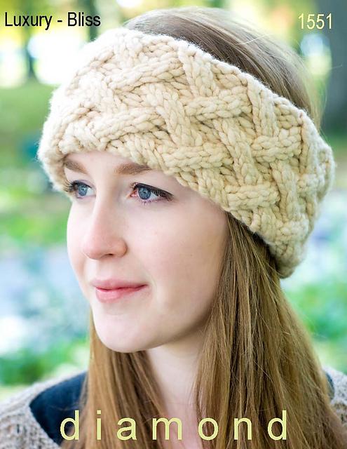Ravelry Lattice Headband Pattern By Michelle Porter