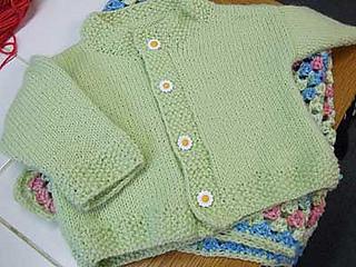 b2e8db532a12 Ravelry  Easy Child s Cardigan pattern by Diana Jordan