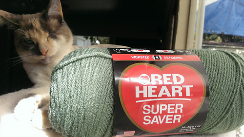 Ravelry Red Heart Super Saver Solids
