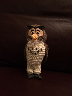 Ravelry Owl Pattern By Megan Kreiner