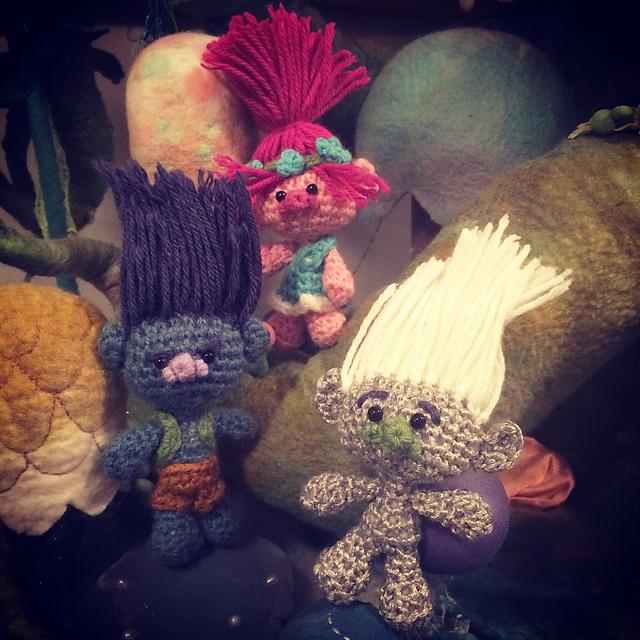 Ravelry Trolls Pattern By Megan Kreiner Unique Trolls Crochet Pattern