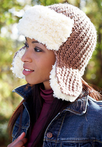 Ravelry Trapper Hat Pattern By Patons