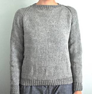 Knitting Patterns For Sweaters In The Round : Ravelry: Seamless Raglan Sweater - adult pattern by ...