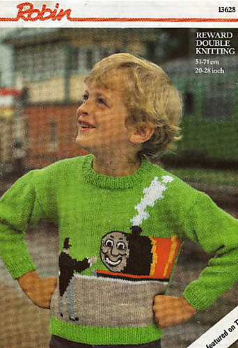 Ravelry Robin 13628 Thomas The Tank Engine And Friends Patterns